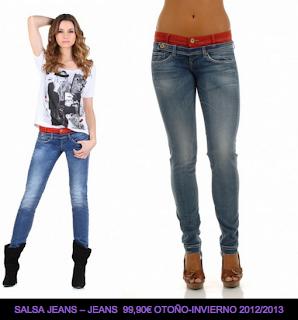 Salsa-Jeans-vaqueros-Otoño-Invierno-2012/2013