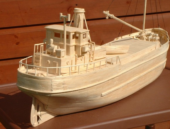 Get Matchstick model boat plans :Sailing
