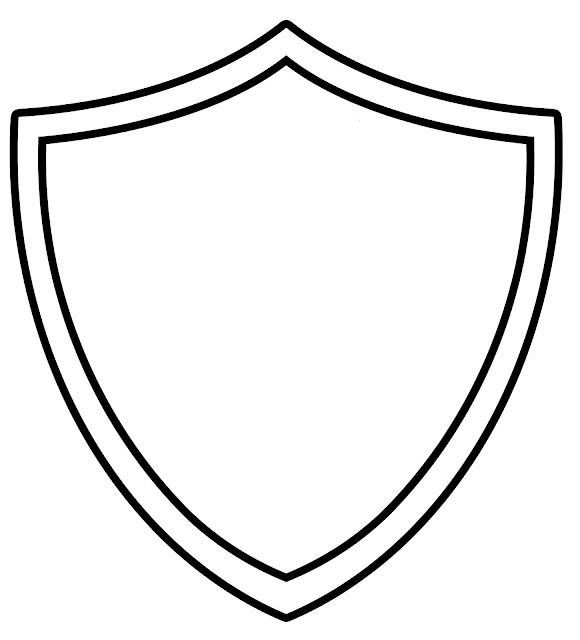 Lucrative image intended for printable ctr shield