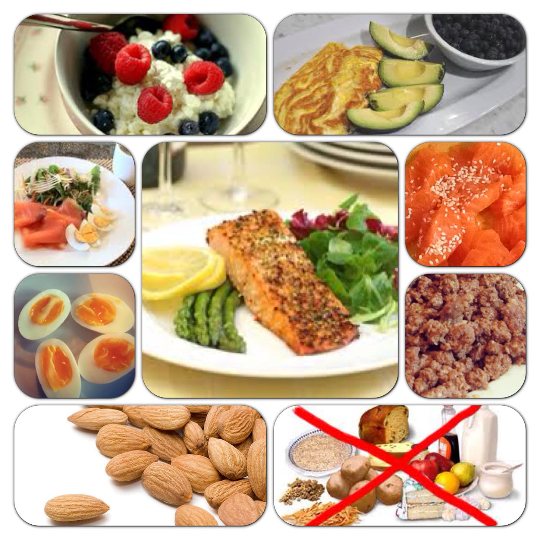 middag med lite karbohydrater