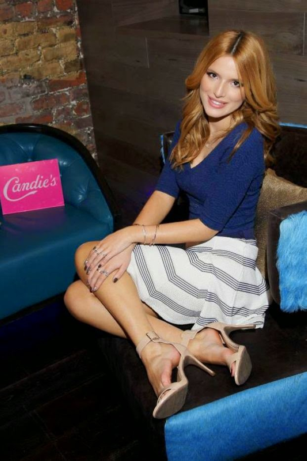 Bella Thorne Photos at Candie's Holiday and Resort Collections Launch
