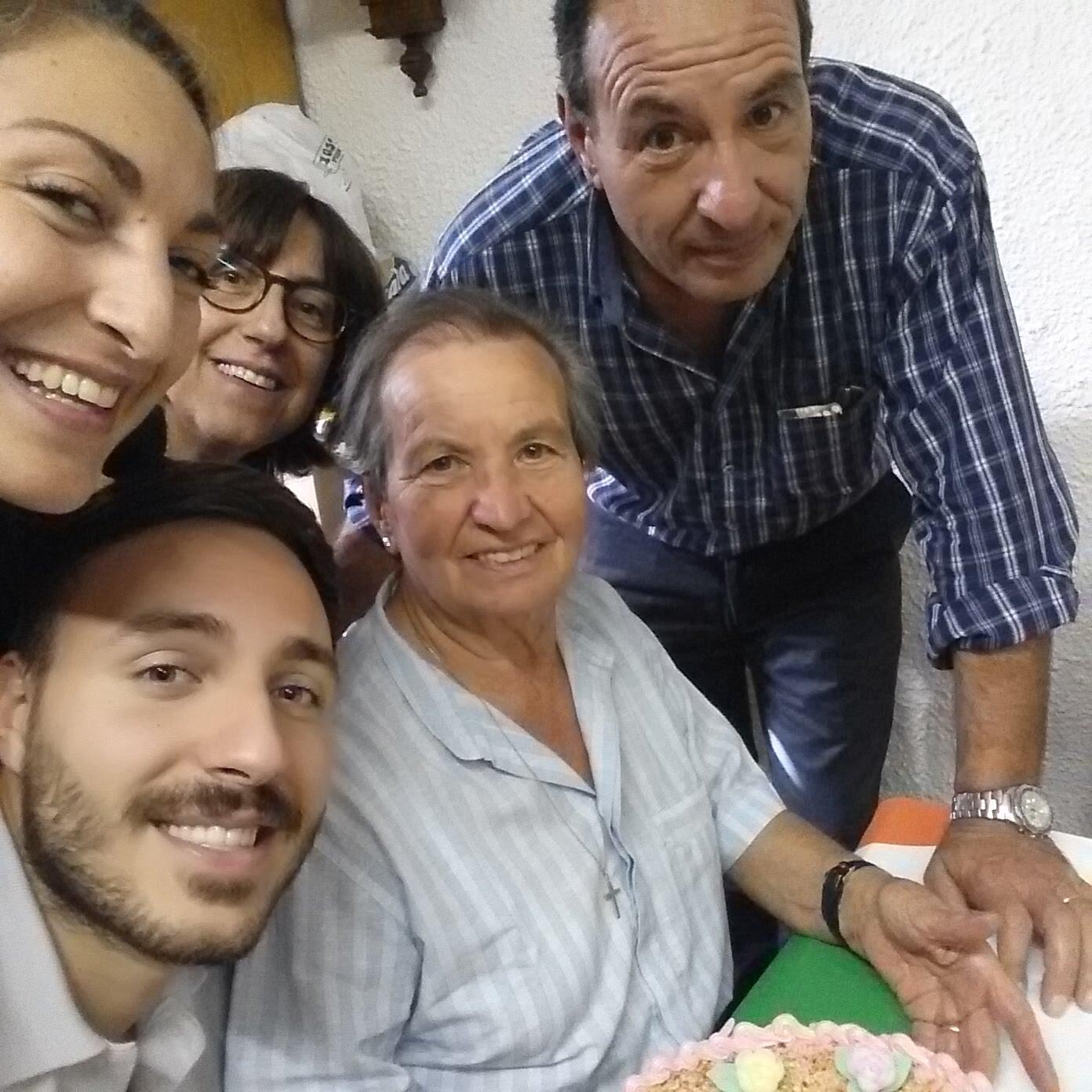 QB's family!