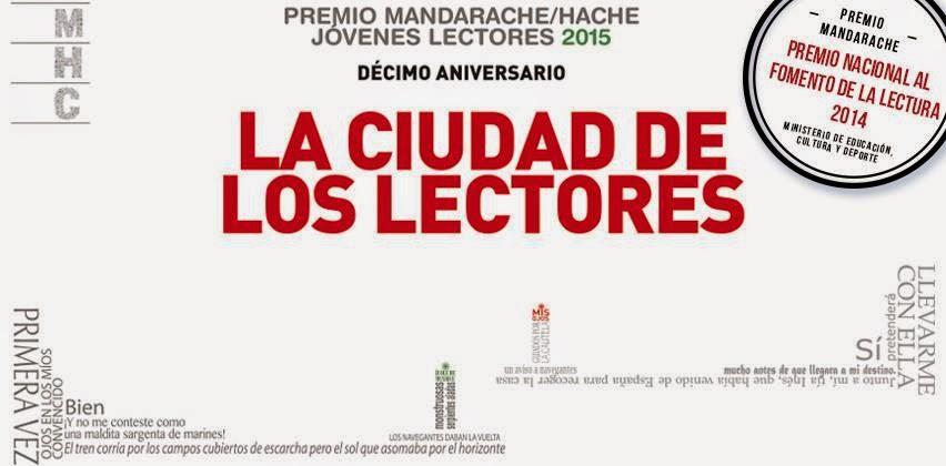 Premio Mandarache 2015.