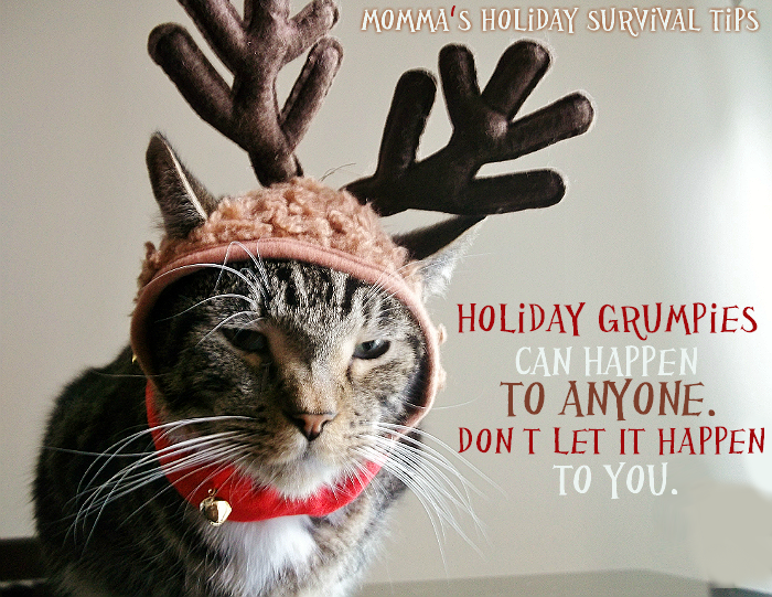 holiday grumpies