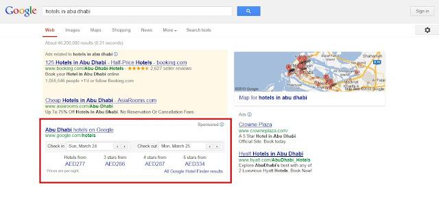 Google Hotel Finder by ResNet World