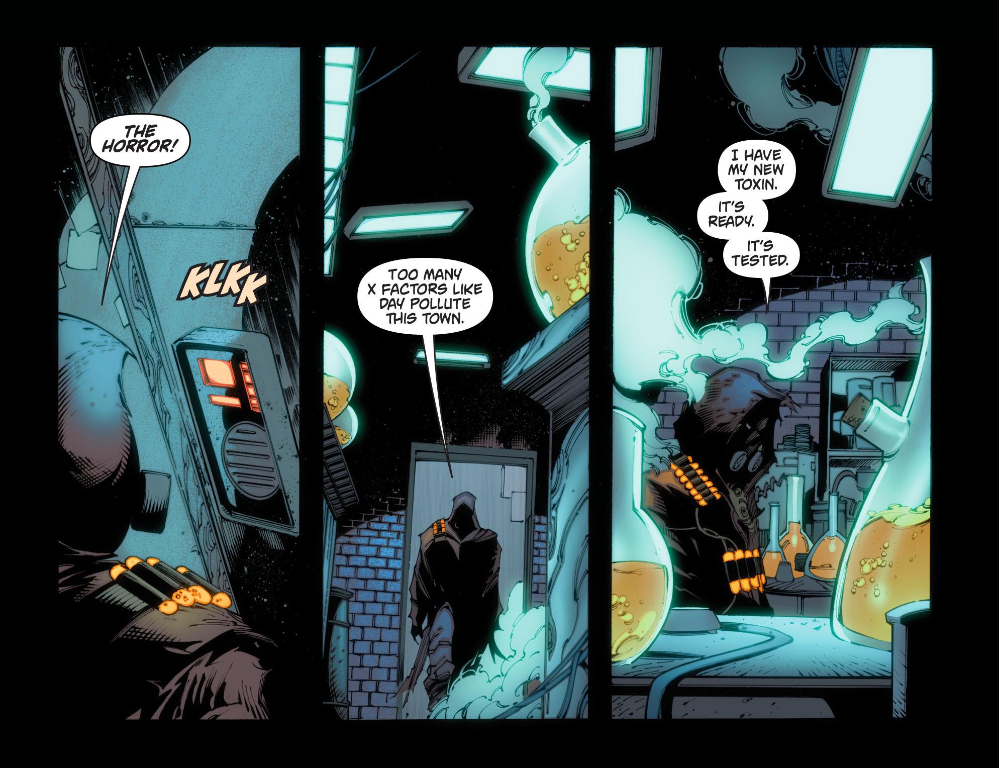 Batman: Arkham Knight [I] Issue #33 #35 - English 20