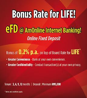 AMBank FD promotion