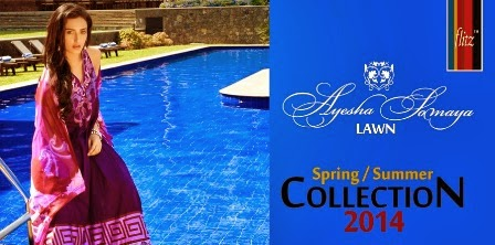 Summer Lawn Collection 2014