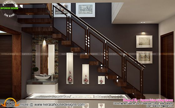 Under stair ideas