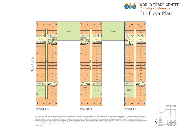 World Trade Center Mohali, Chandigarh