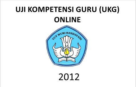 Upt Tk Amp Sd Kec Ngadirojo Aplikasi Soal Ukg Online 2012 Pedagogik Dan Profesional