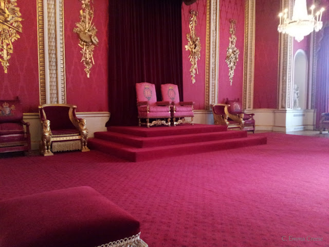 Buckingham Palace: Tea at the Queen's House - Adventures of a London Kiwi