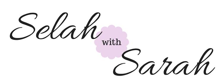 Selah with Sarah