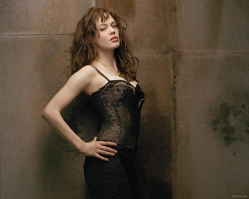 Rose Mcgowan Lingerie 11