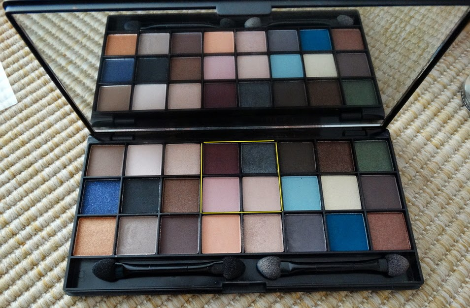 Palete Wicked Dreams da NYX