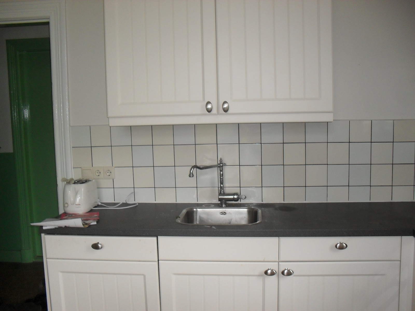Keuken Achterwand Goedkoop : Toch maar tegels als keukenachterwand huisvlijt