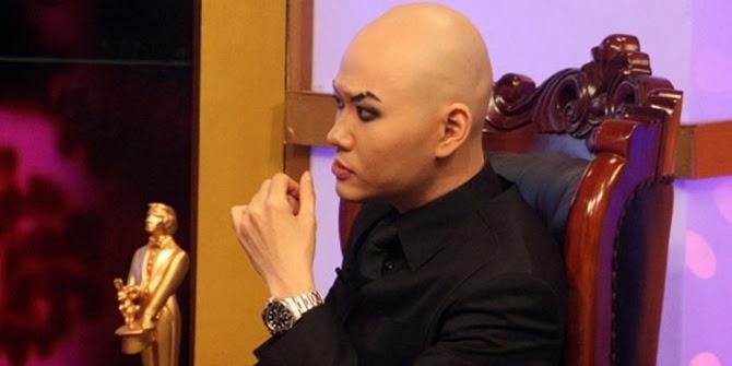 Farhat Abbas Gantikan Deddy Corbuizer Sebagai Host Hitam Putih