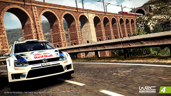 WRC 4 FIA World Rally Championship (2013) Screenshot 3