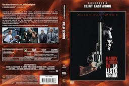 La lista negra (1988) - Carátula