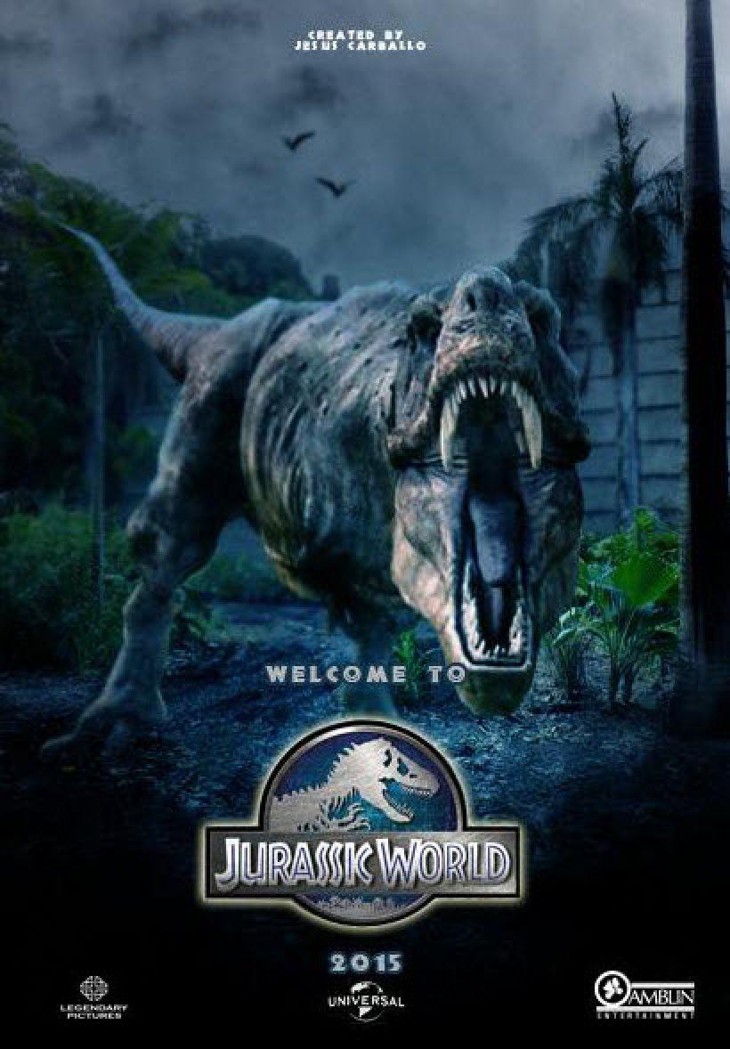 Movie world jurassic world 2015 - Dinosaure jurassic world ...