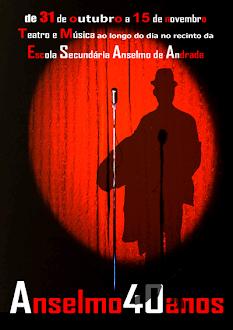ANSELMO DE ANDRADE - 40 ANOS