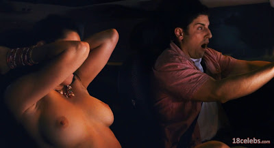 ali cobrin nude in car in american reunion