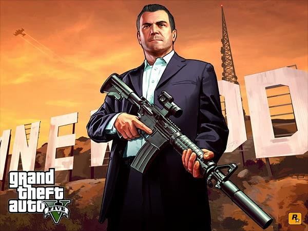 Grand Theft Auto V arma