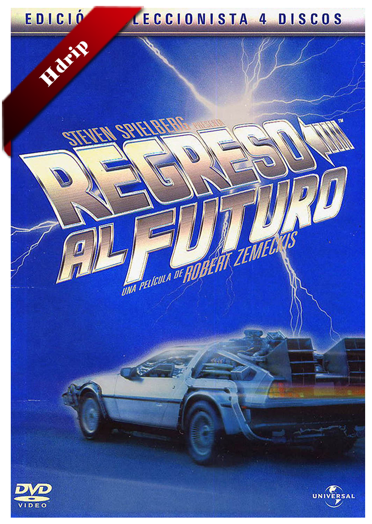 Regreso Al Futuro Hdrip Castellano 1985