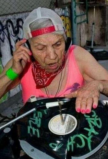 mama granny