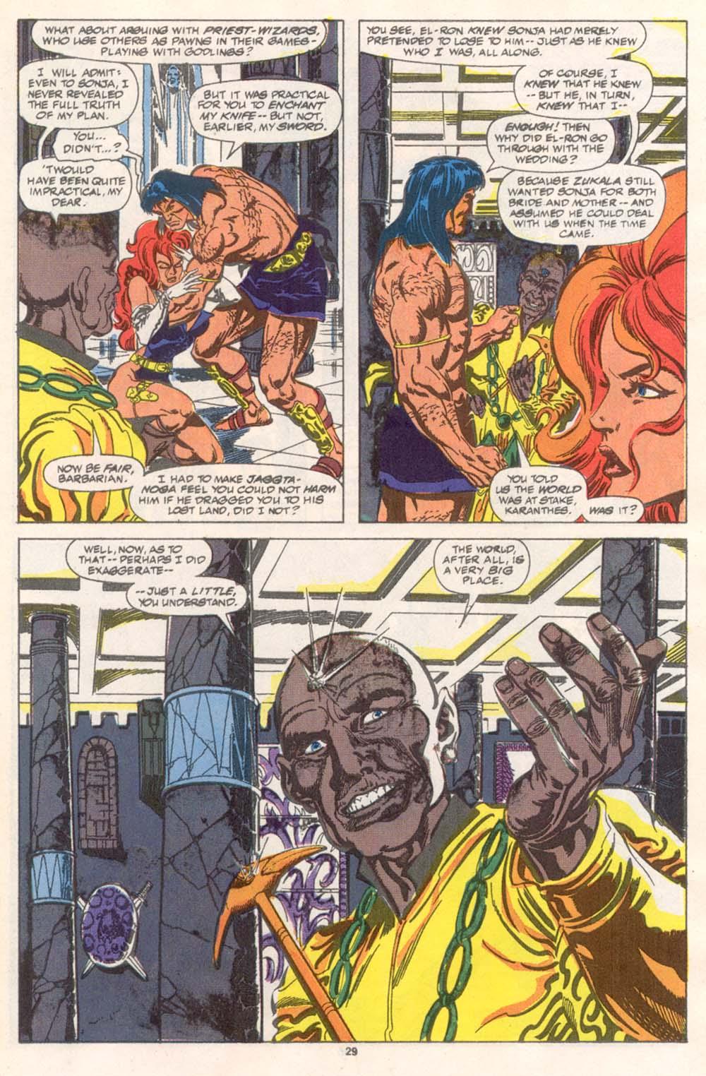 Conan the Barbarian (1970) Issue #243 #255 - English 22