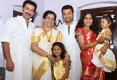 Prithviraj Sukumaran Photos Wedding Family Photos Movies List Up Coming Movies
