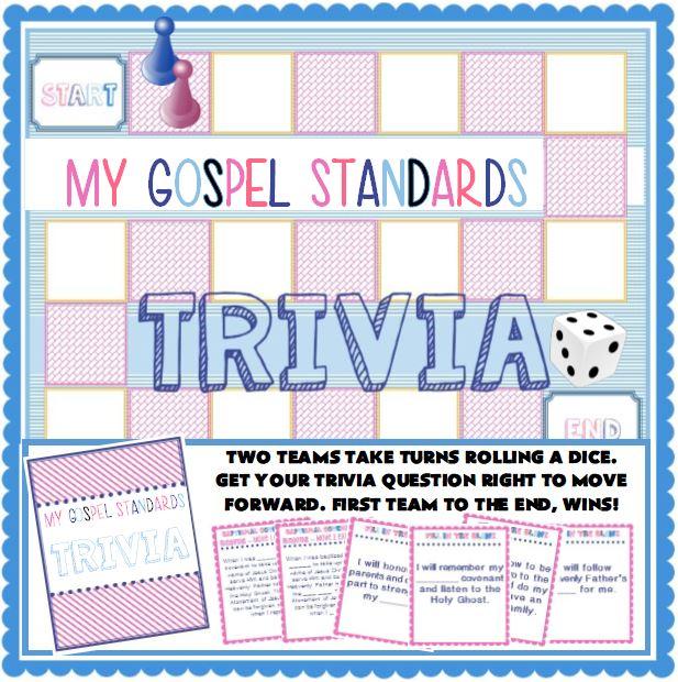 Gospel Standards Trivia