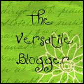 Premio come versatile blogger!