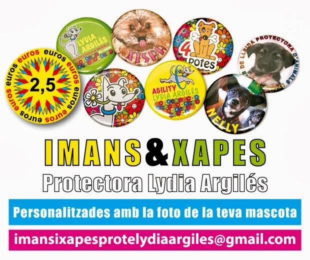 IMANS & XAPES de la Protectora