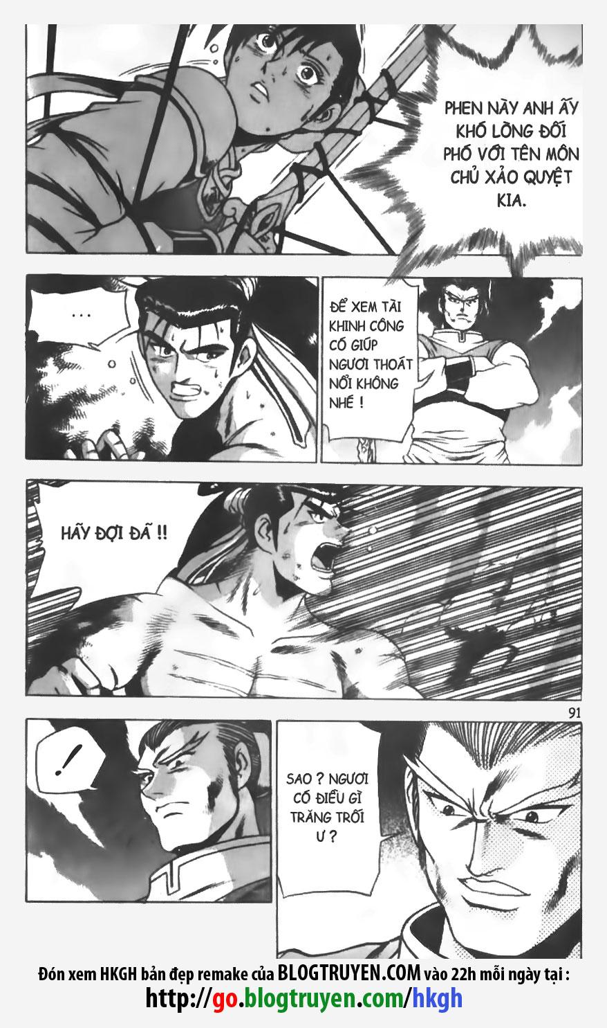 Hiệp Khách Giang Hồ chap 148 page 17 - IZTruyenTranh.com