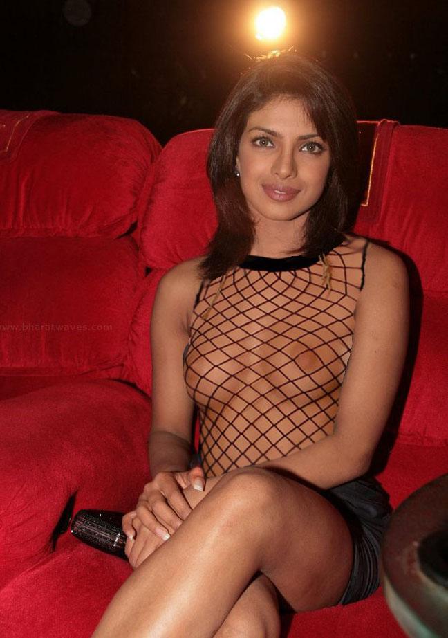 Indian Priyanka Chopra Nude