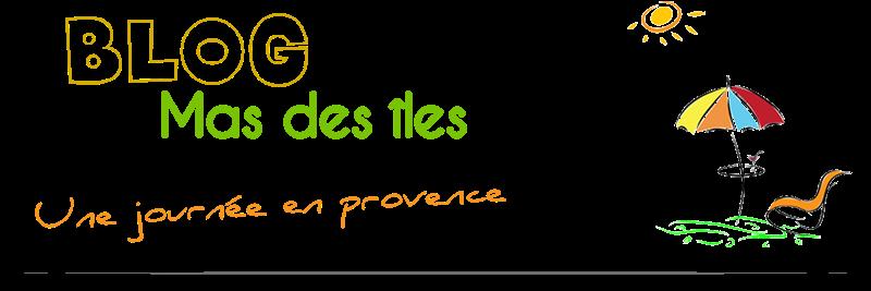 Le Blog du Mas des îles Gîte et chambre d'hôtes