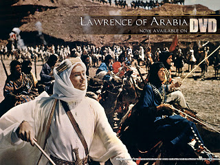 Lawrence and his warriors Lawrence of Arabia 1962 movieloversreviews.blogspot.comt