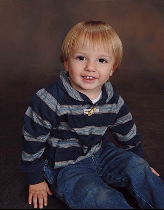 Noah, 2 years old