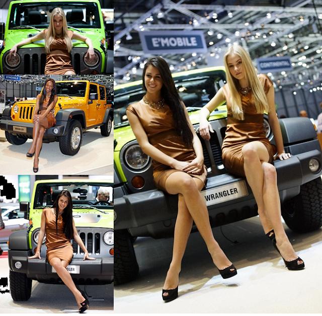 Wrangler|2012 Geneva Motor Show