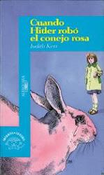 CUANDO HITLER ROBO EL CONEJO ROSA--JULIETA  KIERR
