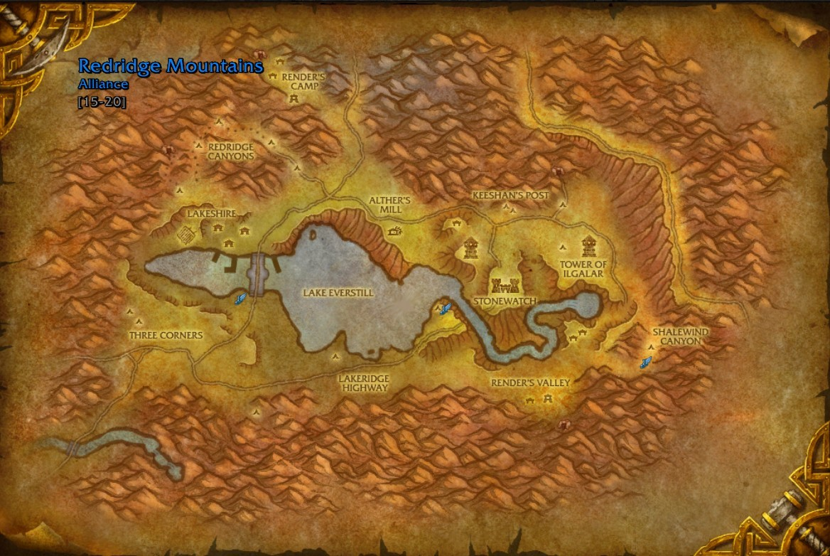 Wow farmer redridge mountains eastern kingdoms wow map zones redridge mountains eastern kingdoms wow map zones gumiabroncs Gallery