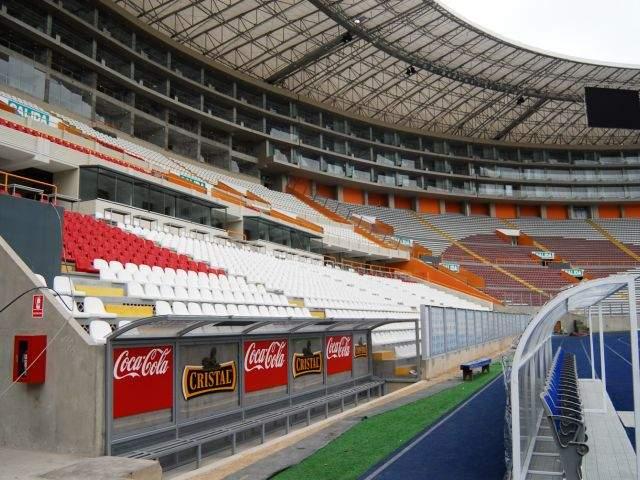 Cabina 14 top 9 de estadios donde se juegan eliminatorias for Puerta 9 del estadio nacional de lima