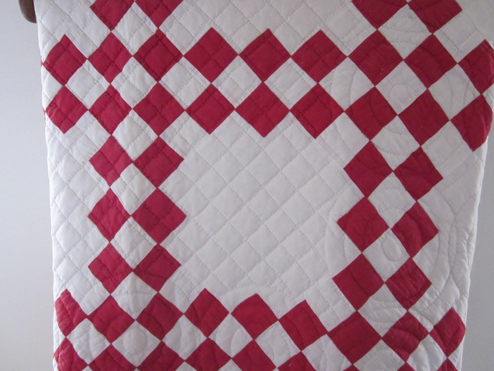 Luv 2 Stitch Mini Quilt Amp Red Amp White