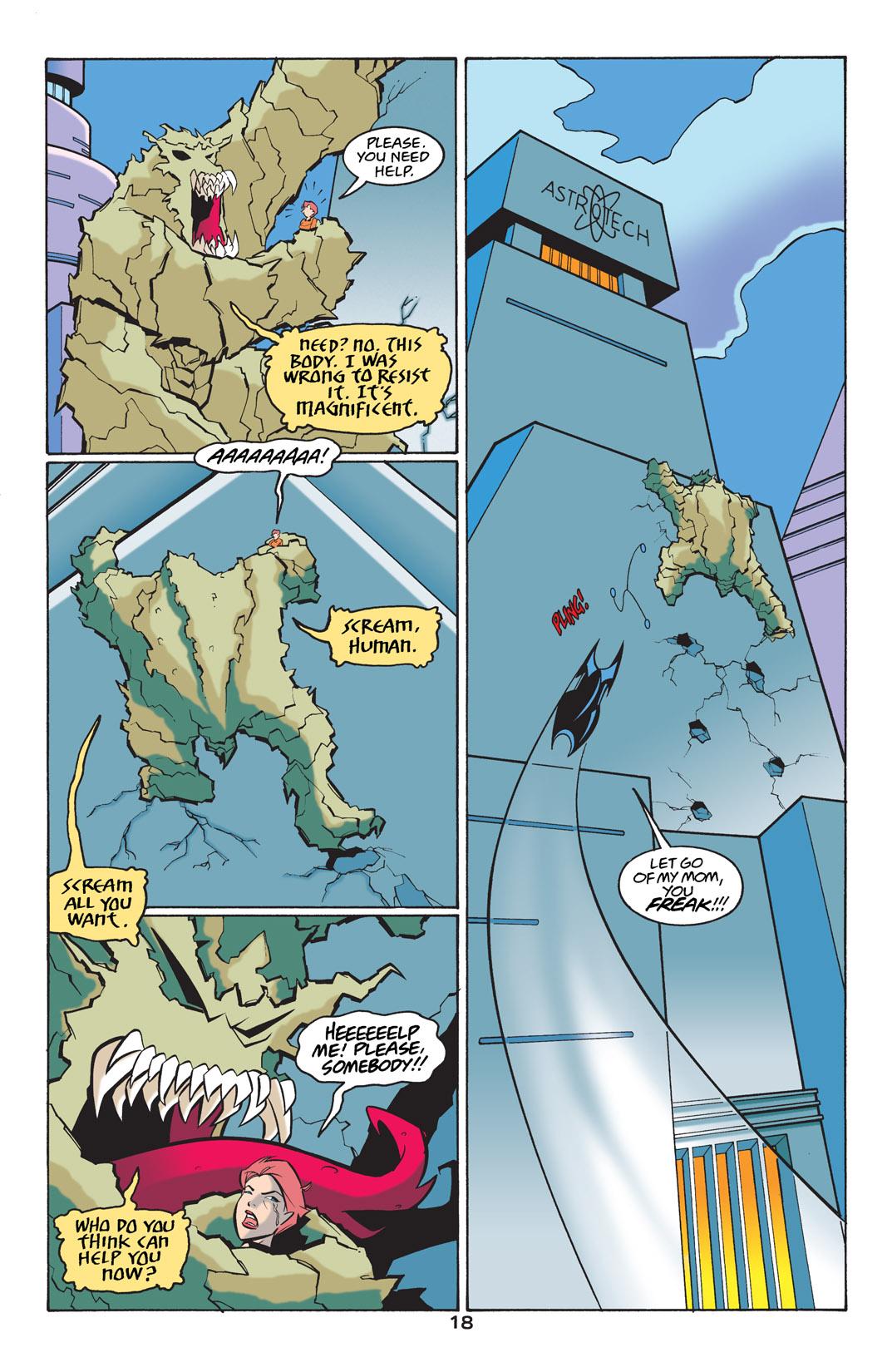 Batman Beyond [II] Issue #24 #24 - English 19