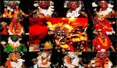 12 Bhirav Dance