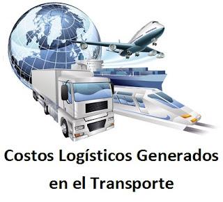 Costos Logísticos Generados en el Transporte