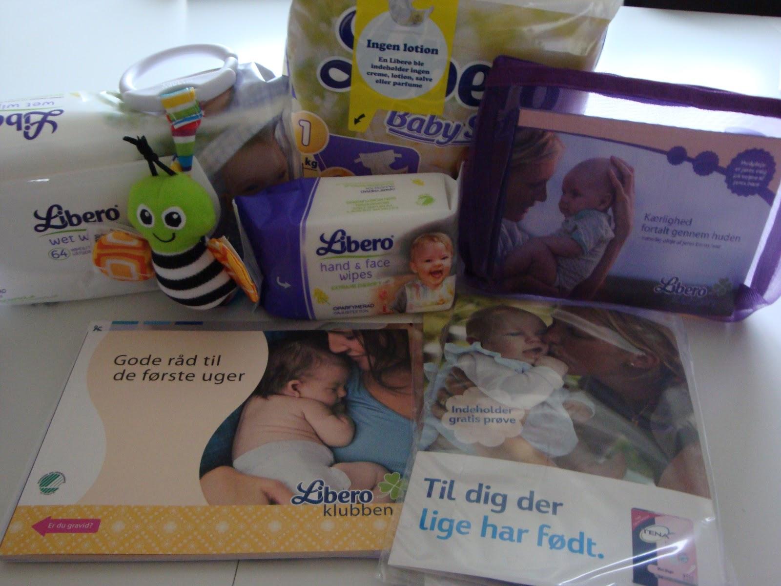 gratis babypakker bilka