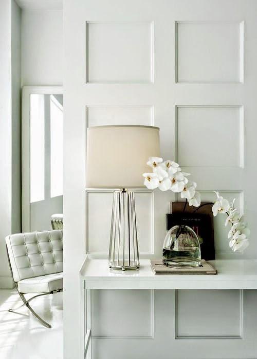 All in white/lulu klein