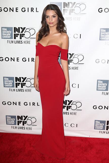 Emily Ratajkowski đang gây chú ý với vai nữ chính trong phim Điệp viên U.N.C.L.E.